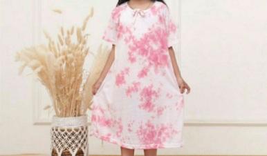 Model Baju Santai Anak Perempuan